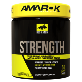 BCAA + STRENGTH 500G