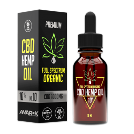 10% CBD HEMP OIL
