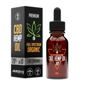20% CBD HEMP OIL